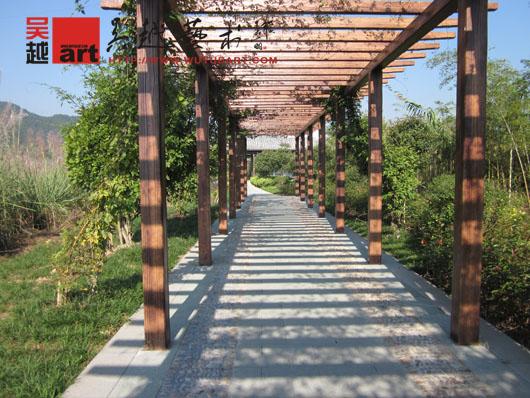 吴越画社丽水下乡色彩风景写生汇报2011年十月