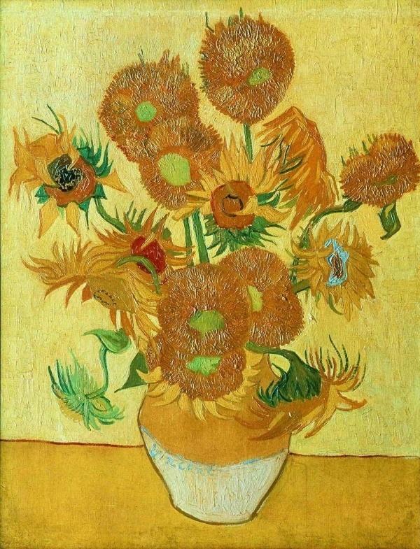 梵高的100幅作品 搜罗几乎所有梵高作品