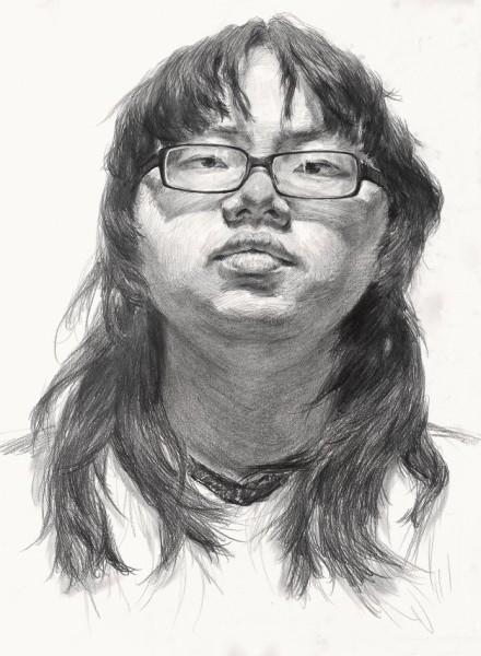 考生如何快速完成一张素描画|杭州画室|杭州美术培训【杭州吴越画室】杭州画室排名前十