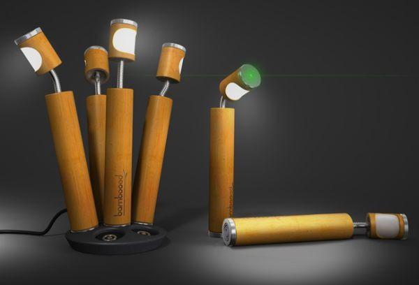 创意台灯设计说明展示