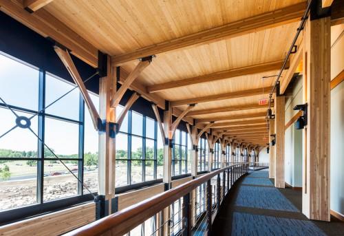 2014美国木结构设计奖获奖作品