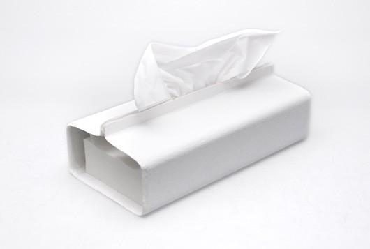 纸质纸巾盒图片