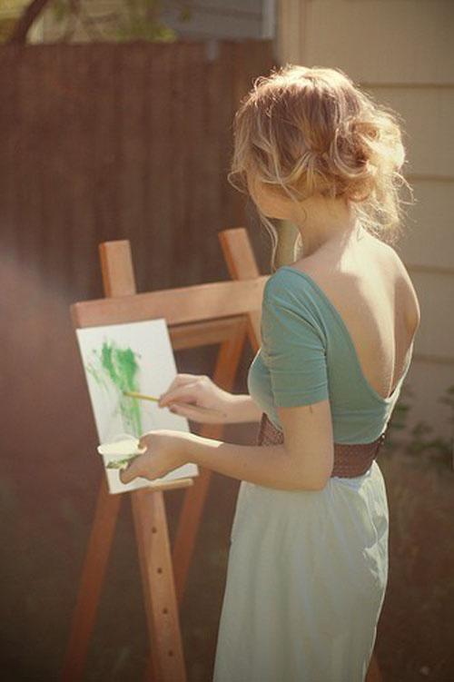 娶个会画画的女人的二十大理由 竖