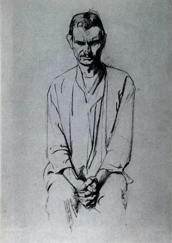 阿图尔·康勃夫:素描集|杭州画室|杭州美术培训