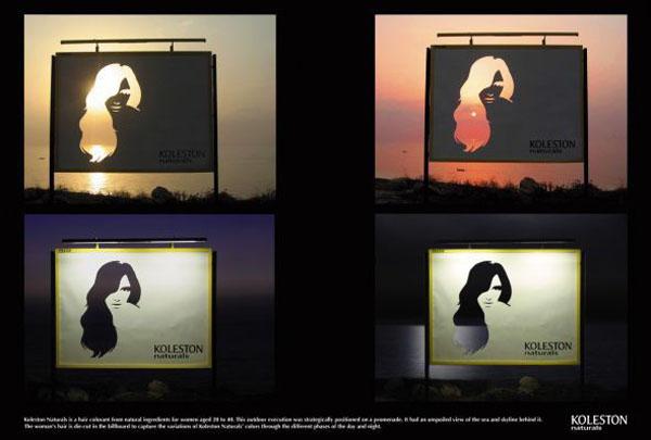 创意广告牌图片