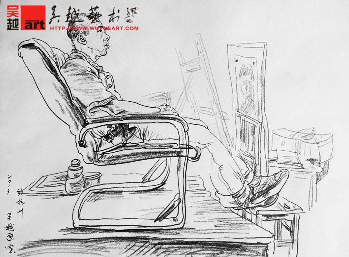 美术考试速写科目小技巧|杭州画室|杭州美术培训【】图片