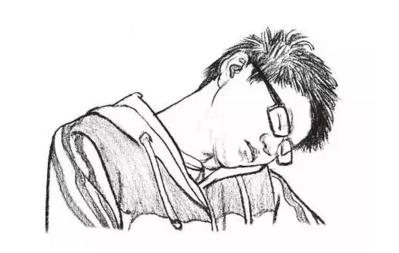 速写:头部透视,衔接,五官的正确关系,吴越教程