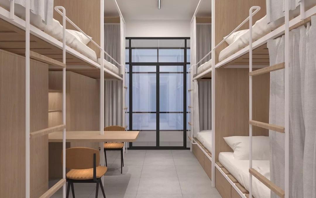 学生公寓六人间