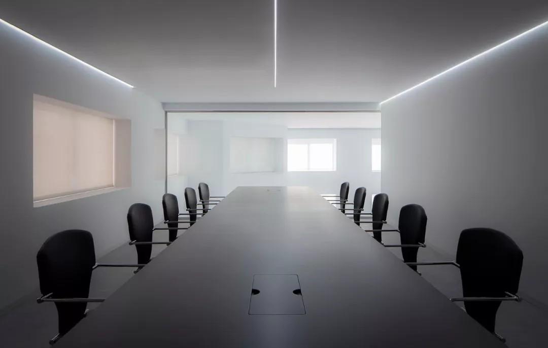 会议室区域设计定调